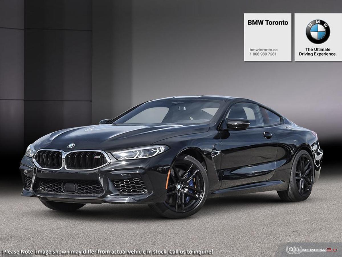 BMW M8 Coupe Vehicle Details Image
