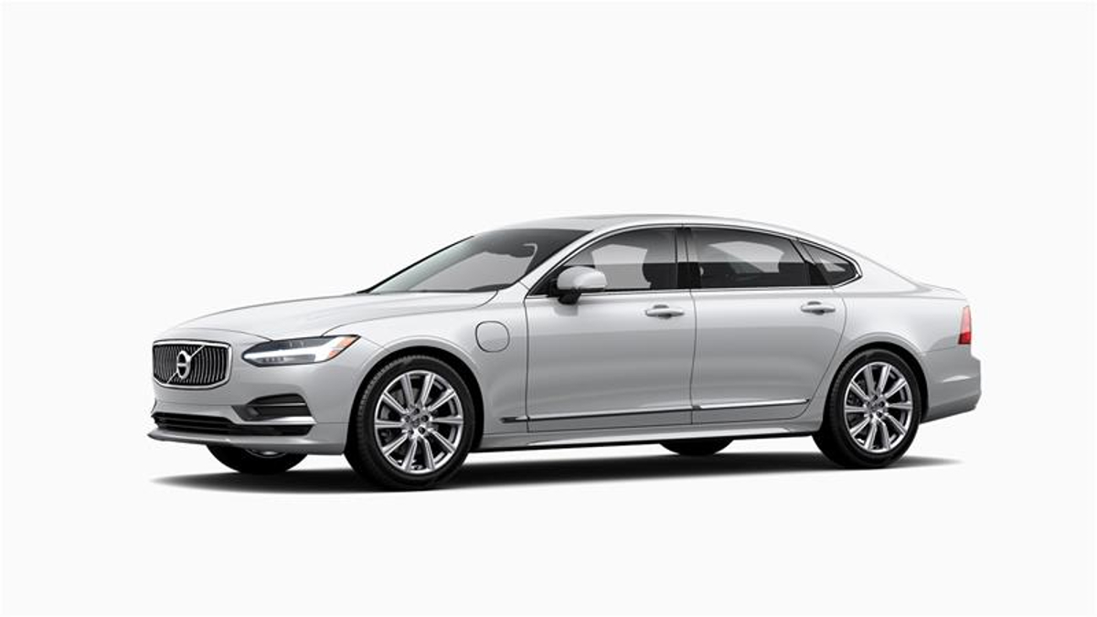 Volvo S90 T8 Vehicle Details Image