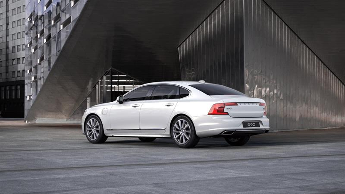 Volvo S90 Vehicle Details Image
