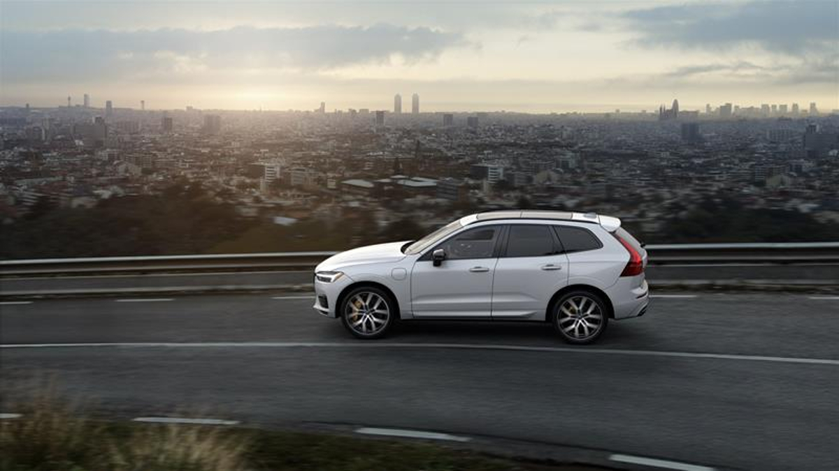 Volvo XC60 Vehicle Details Image