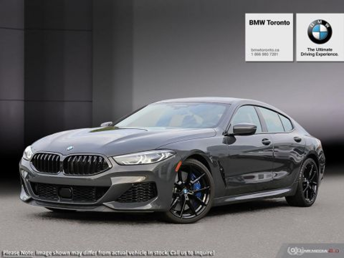 BMW M8 xDrive Vehicle Details Image