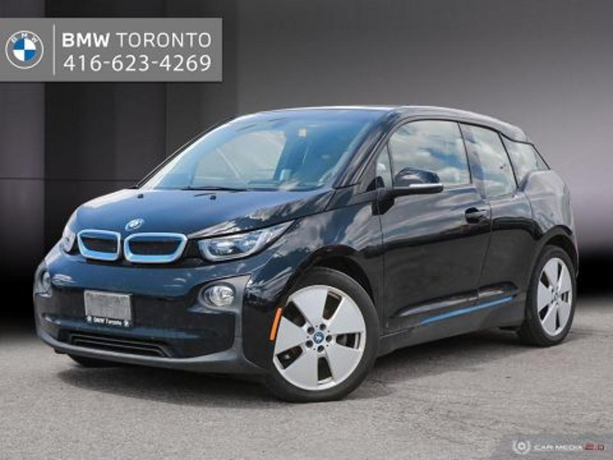 BMW I3 w/ Vehicle Details Image