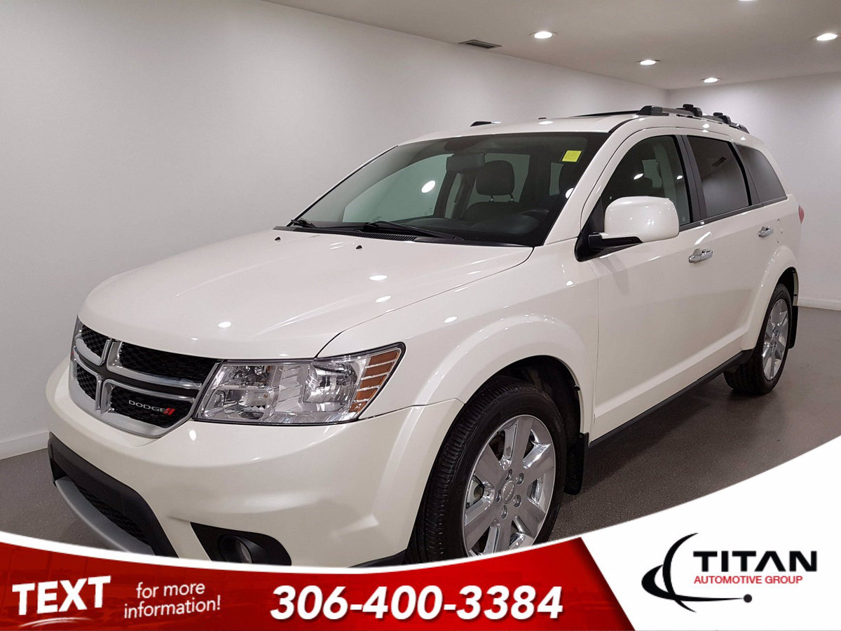 Dodge Journey Limited 4dr SUV AWD (3.6L 6cyl 6A) Vehicle Details Image
