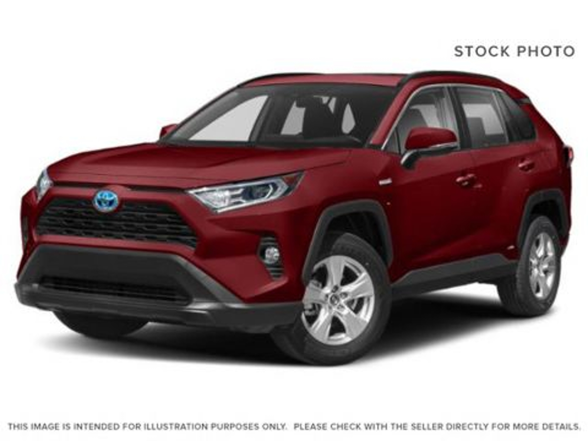 Toyota Rav4 Hybrid Vehicle Details Image