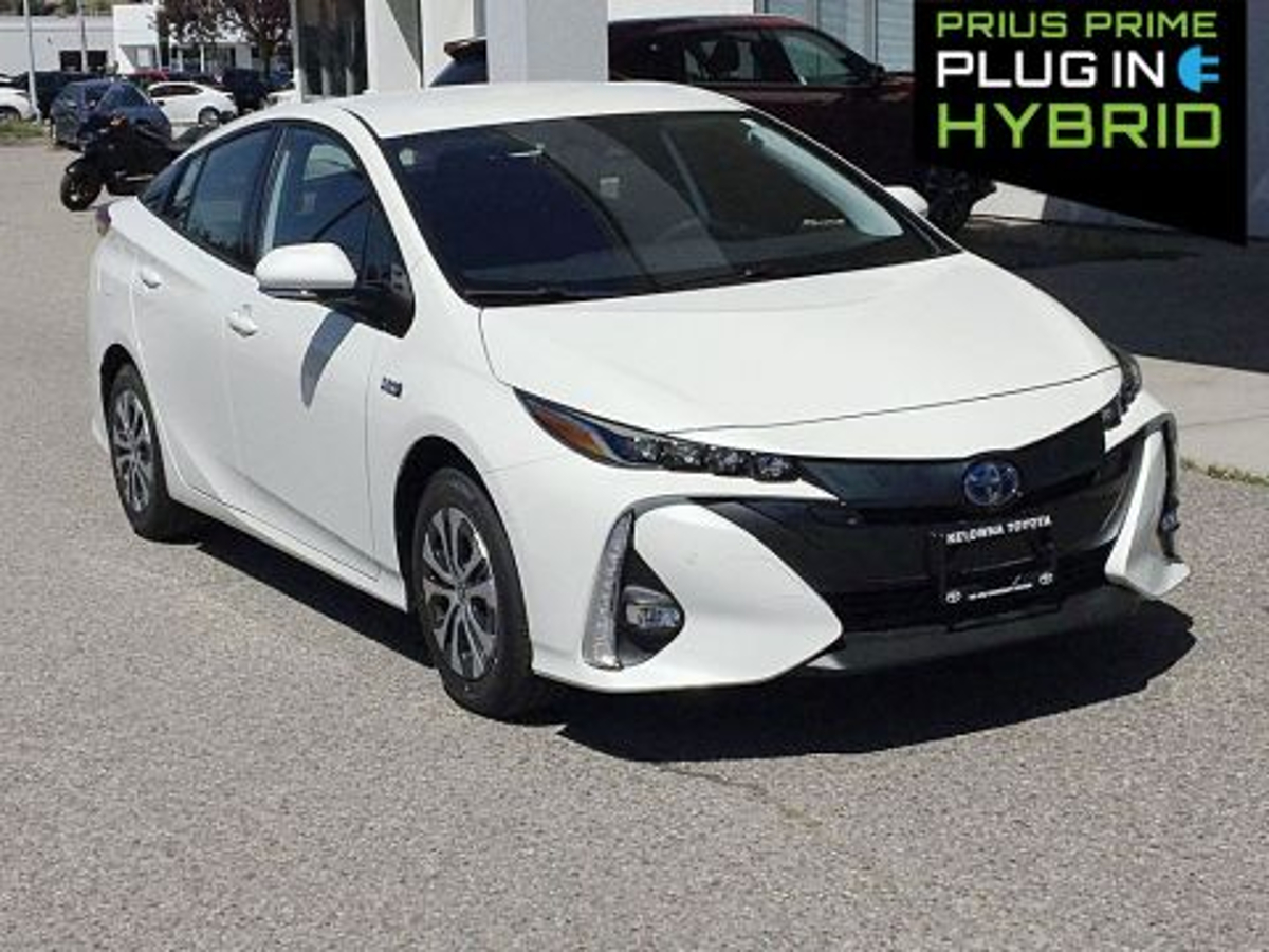 Toyota Prius prime Upgrade Vehicle Details Image