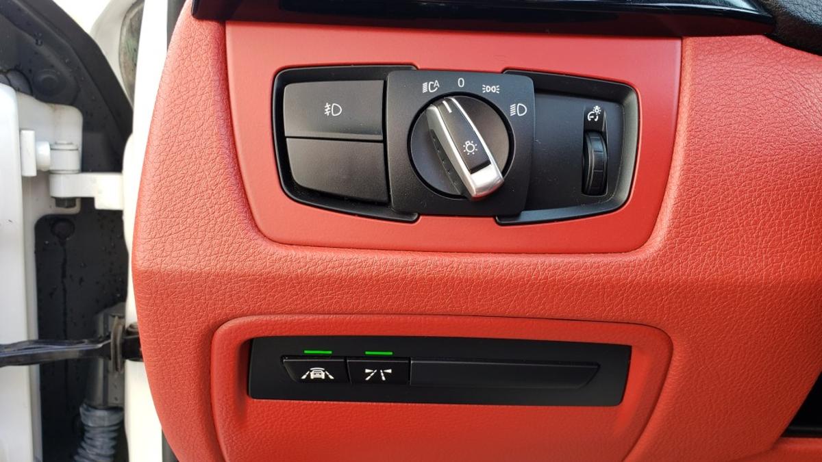 BMW 4 Series Vehicle Details Image
