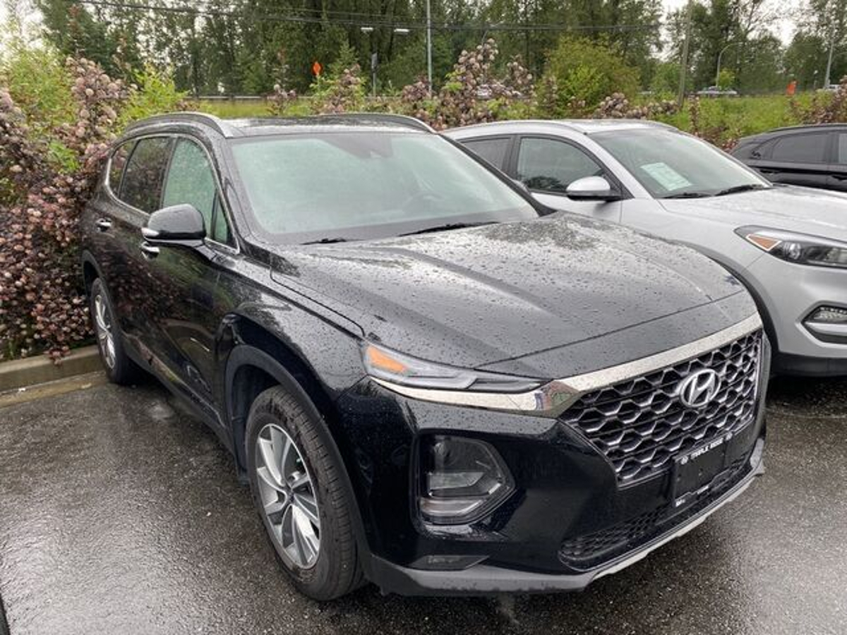 Hyundai Santa fe Luxury Vehicle Details Image
