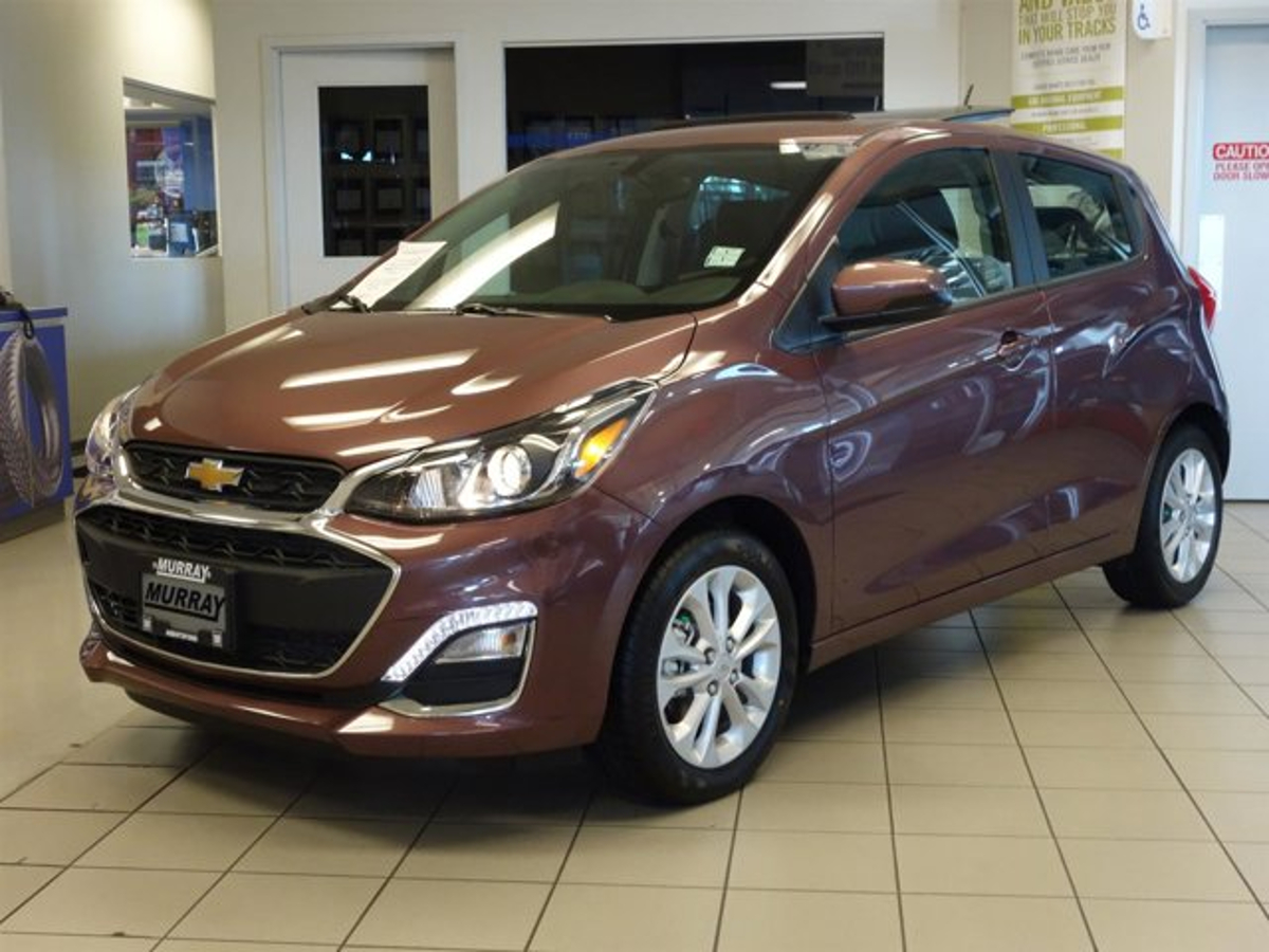 Chevrolet Spark LT Vehicle Details Image