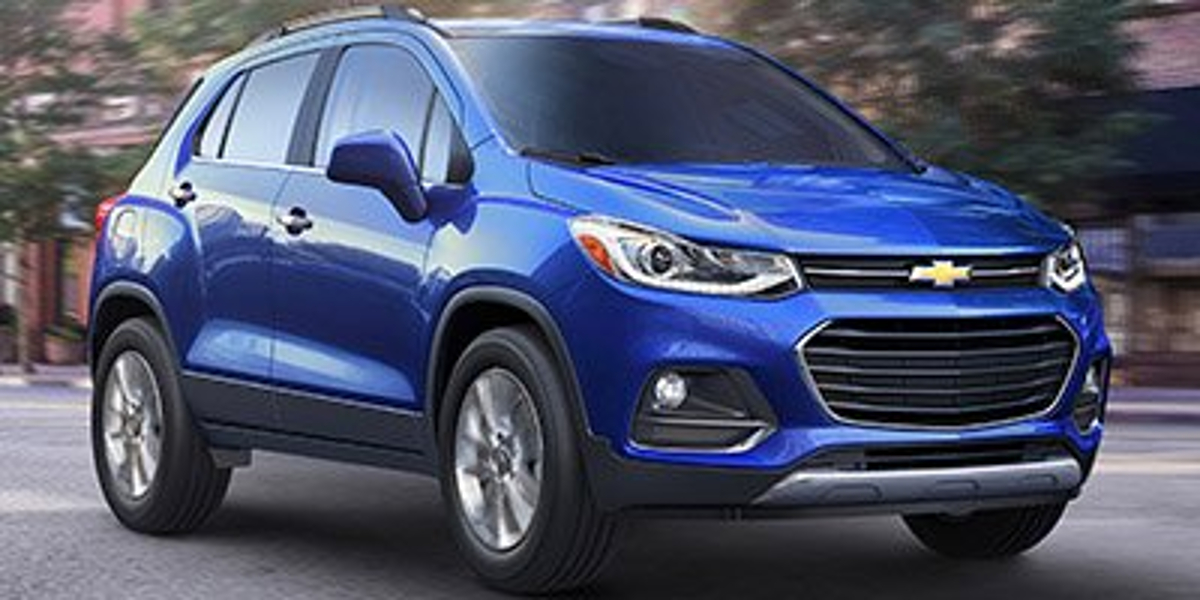 Chevrolet Trax LS Vehicle Details Image