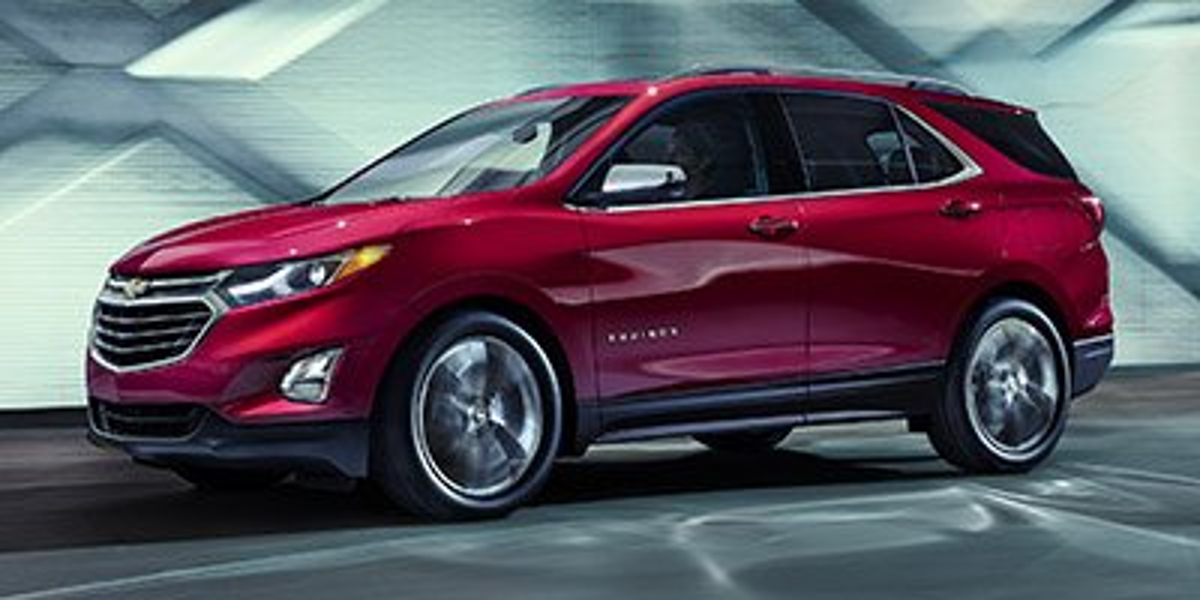 Chevrolet Equinox LT Vehicle Details Image