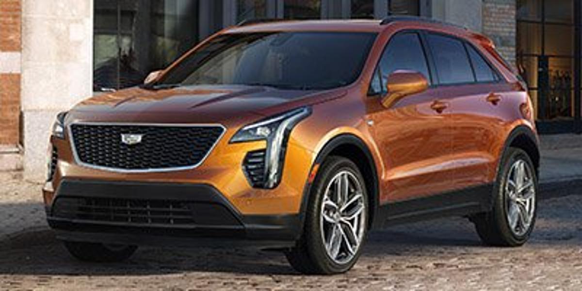 Cadillac XT4 AWD Luxury Vehicle Details Image