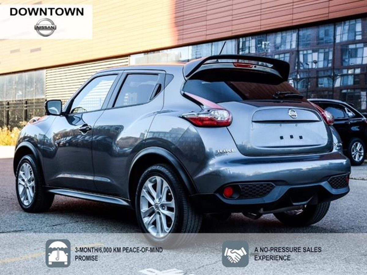 Nissan JUKE Vehicle Details Image