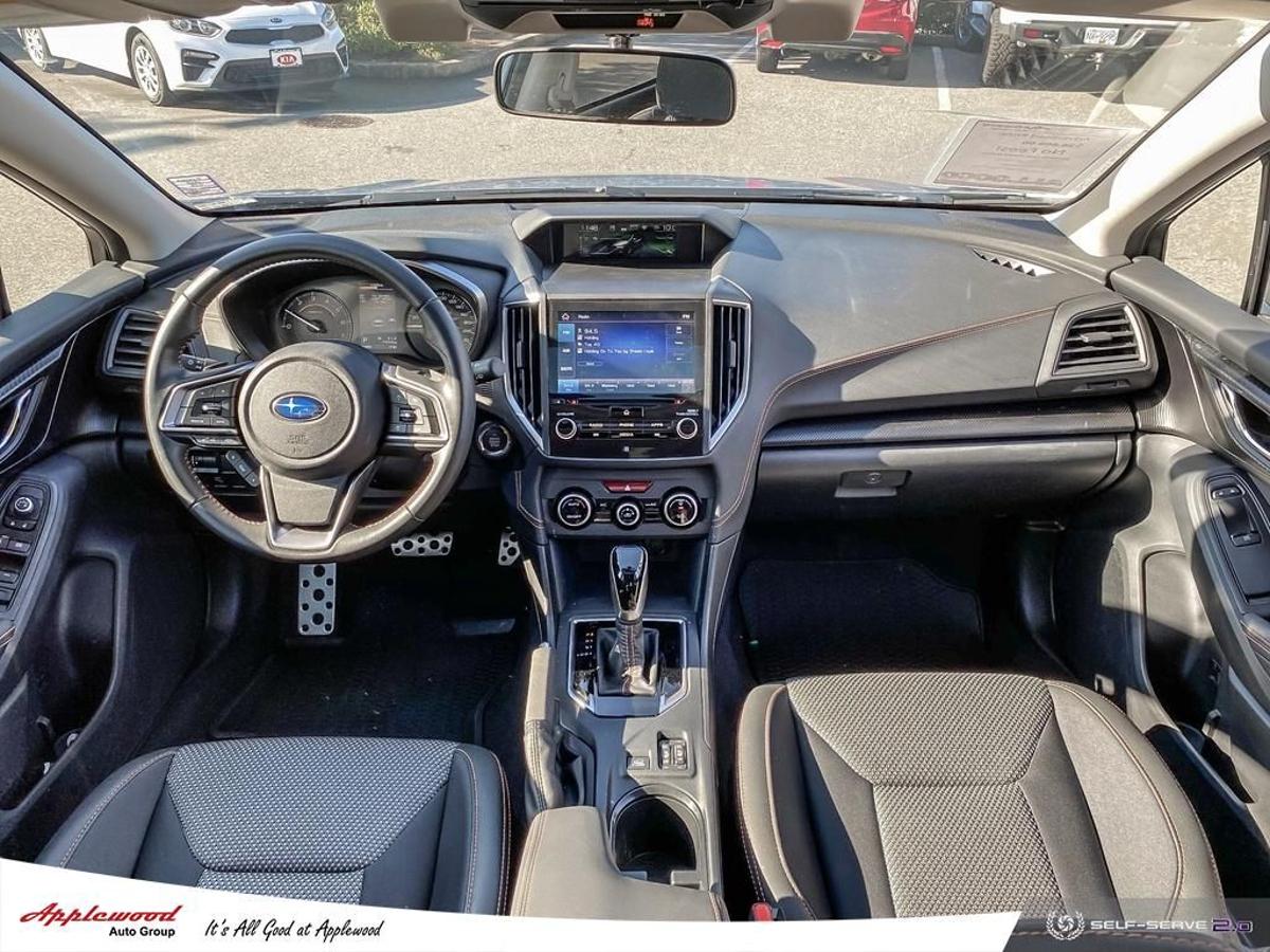 Subaru Crosstrek Vehicle Details Image