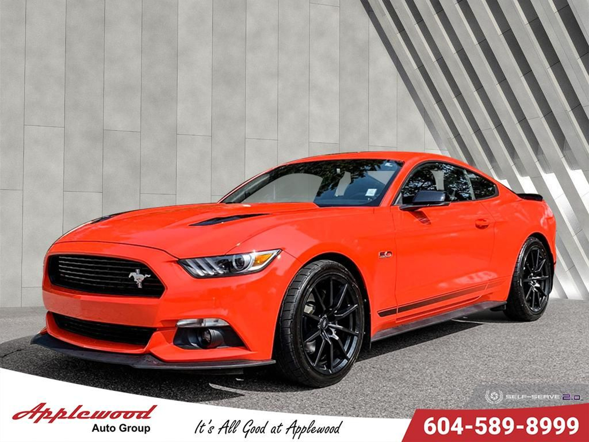 Ford Mustang CALIFORNIA SPECIAL Vehicle Details Image