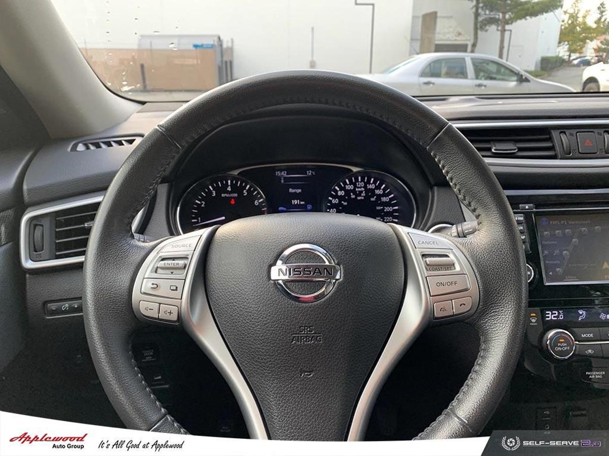 Nissan Rogue Vehicle Details Image