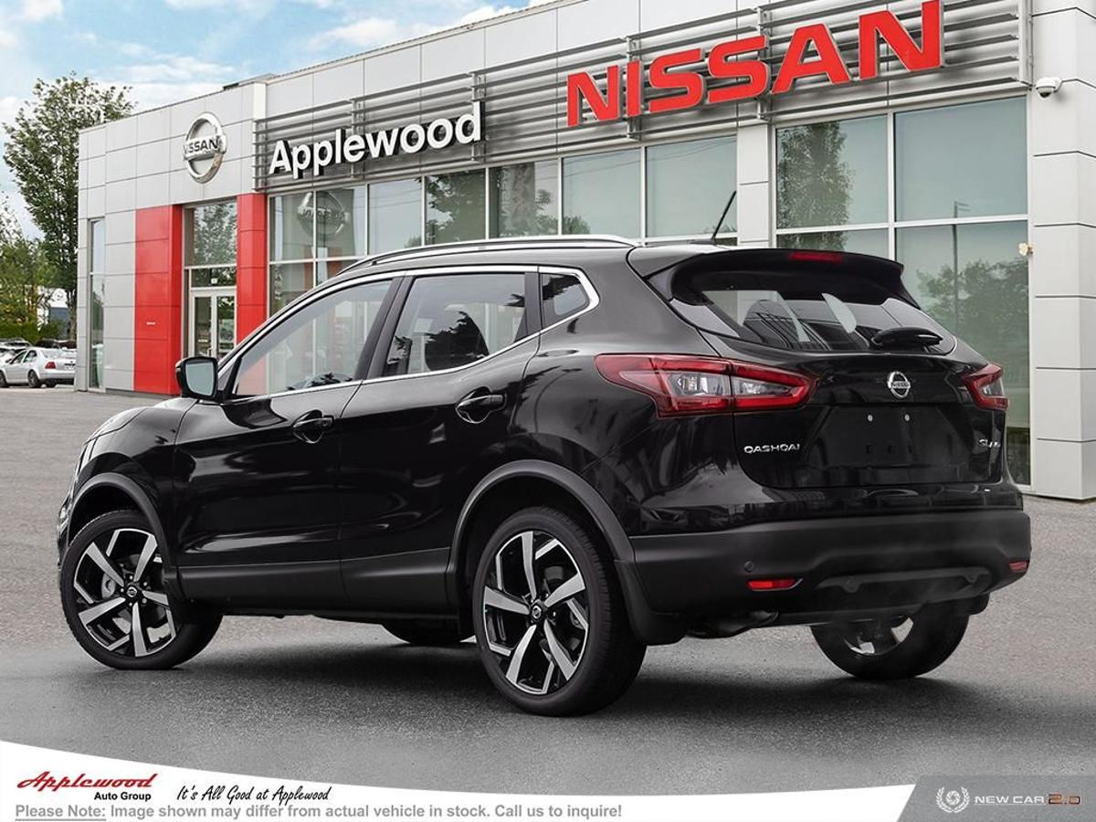 Nissan Qashqai Vehicle Details Image