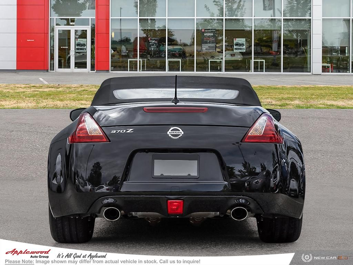 Nissan 370Z Vehicle Details Image