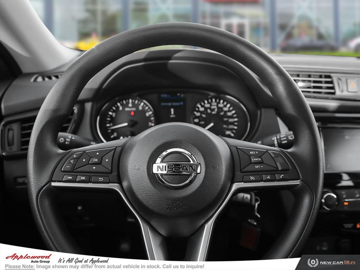 Nissan Rogue Vehicle Details Image