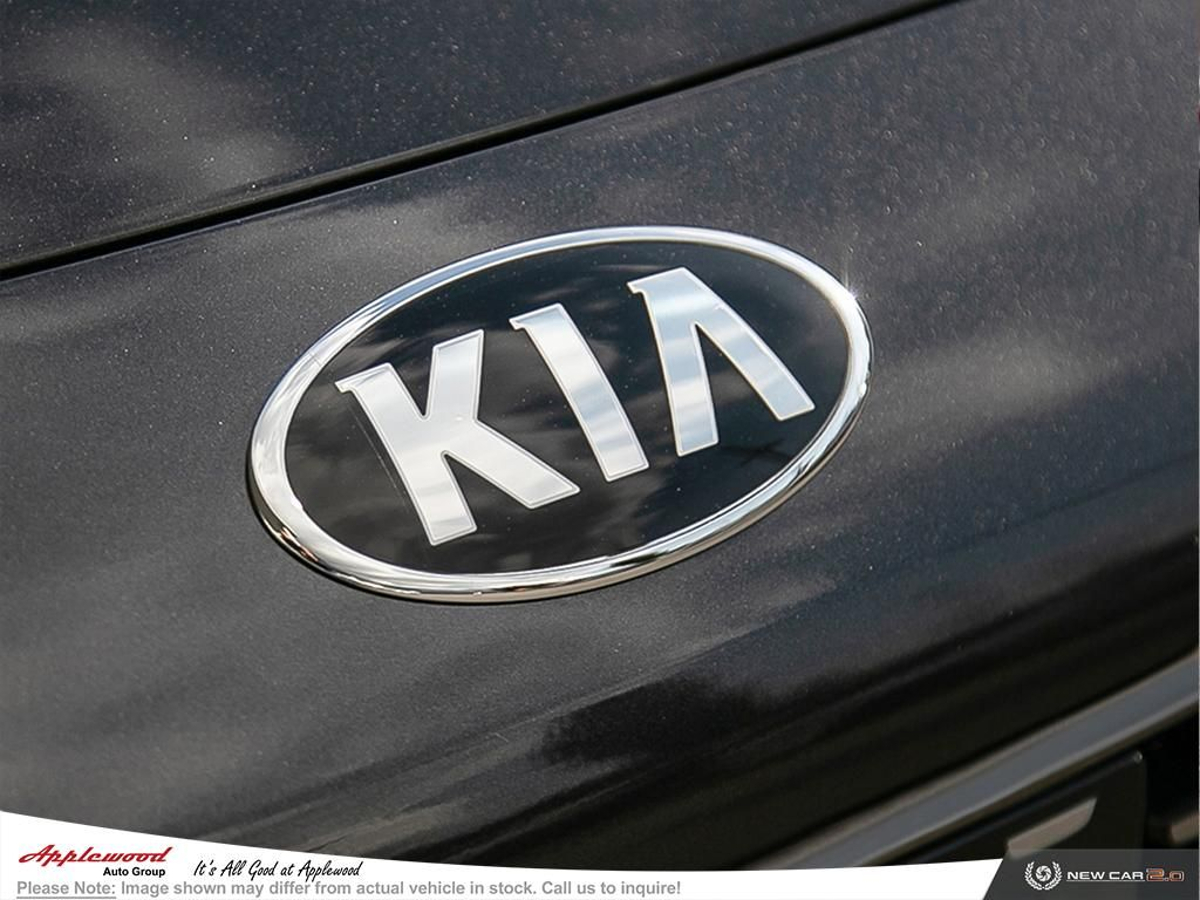 Kia Stinger Vehicle Details Image