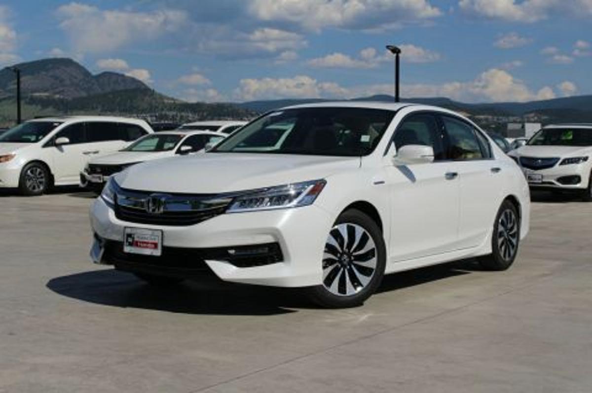 Honda Accord hybrid Touring Vehicle Details Image