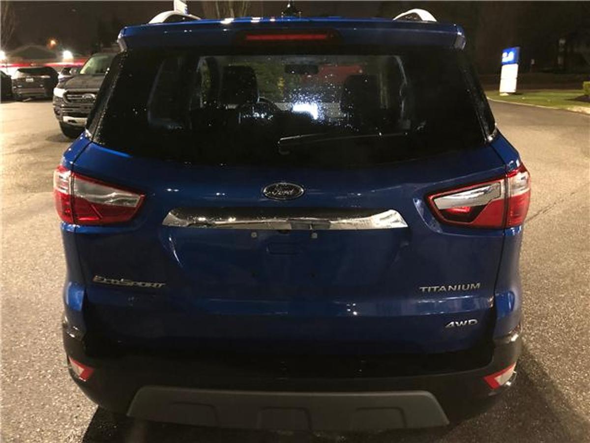 Ford EcoSport Vehicle Details Image