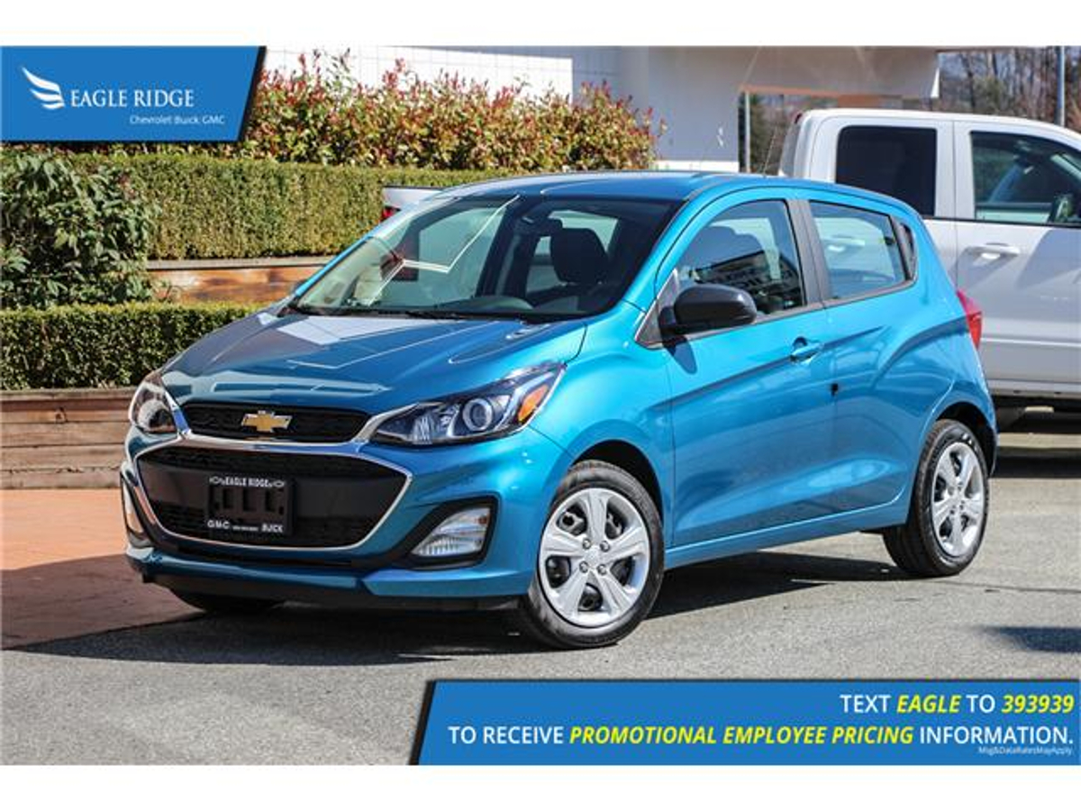 Chevrolet Spark LS CVT Vehicle Details Image