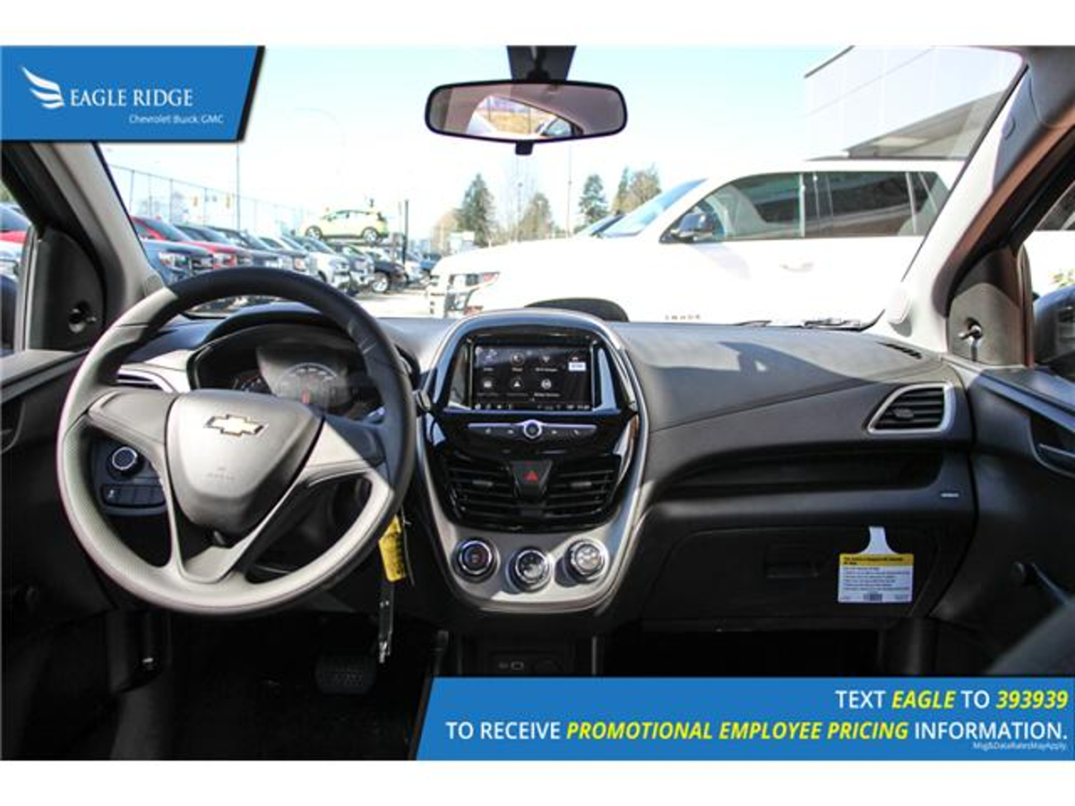 Chevrolet Spark Vehicle Details Image
