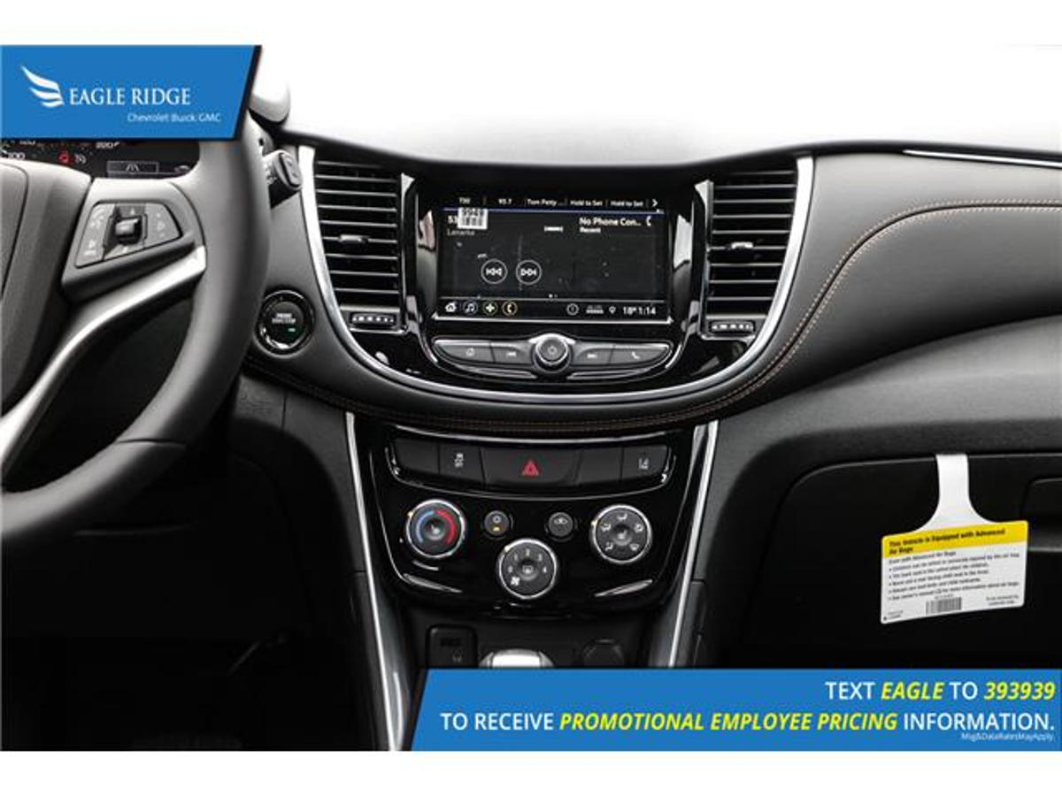 Chevrolet Trax Vehicle Details Image