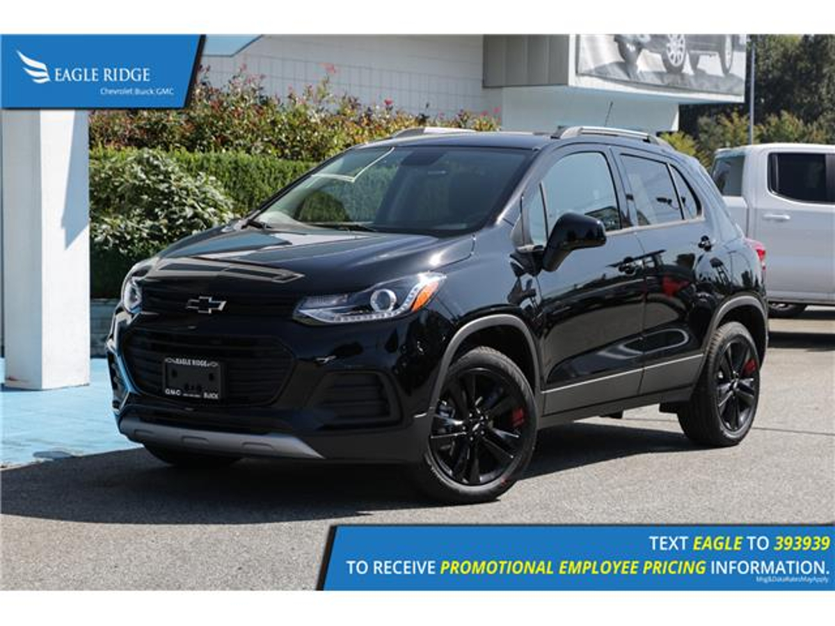 Chevrolet Trax LT Vehicle Details Image