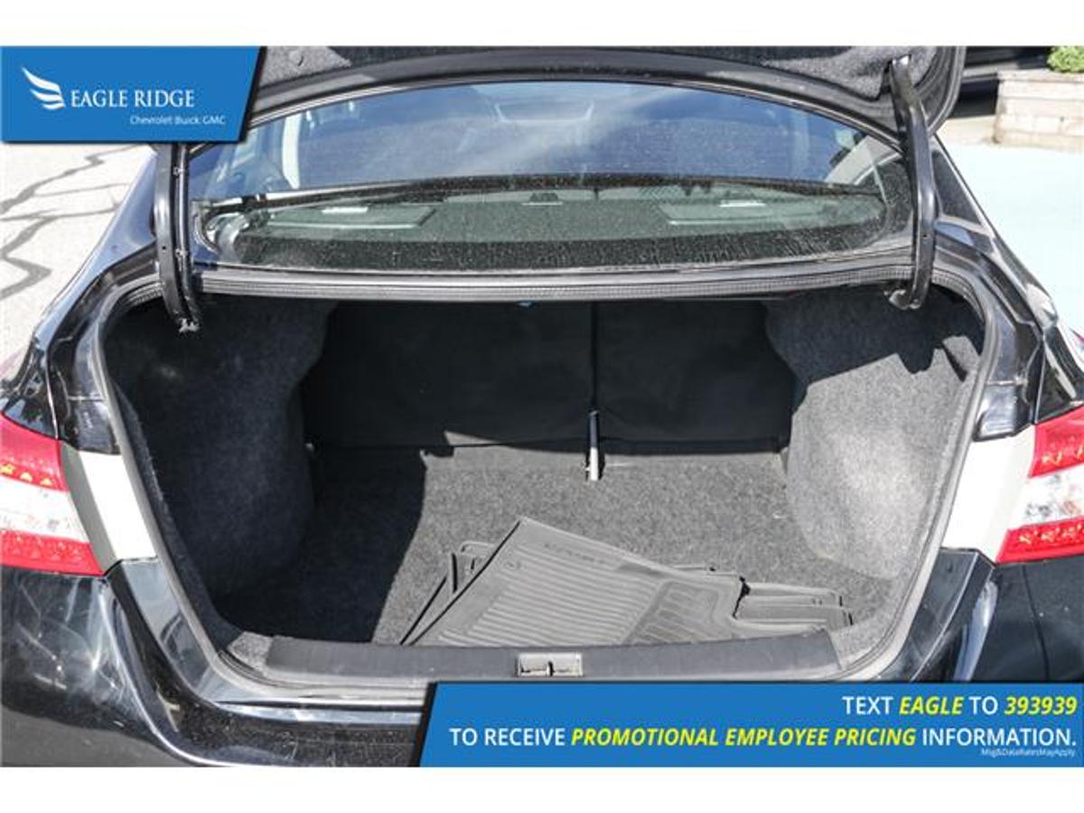 Nissan Sentra Vehicle Details Image