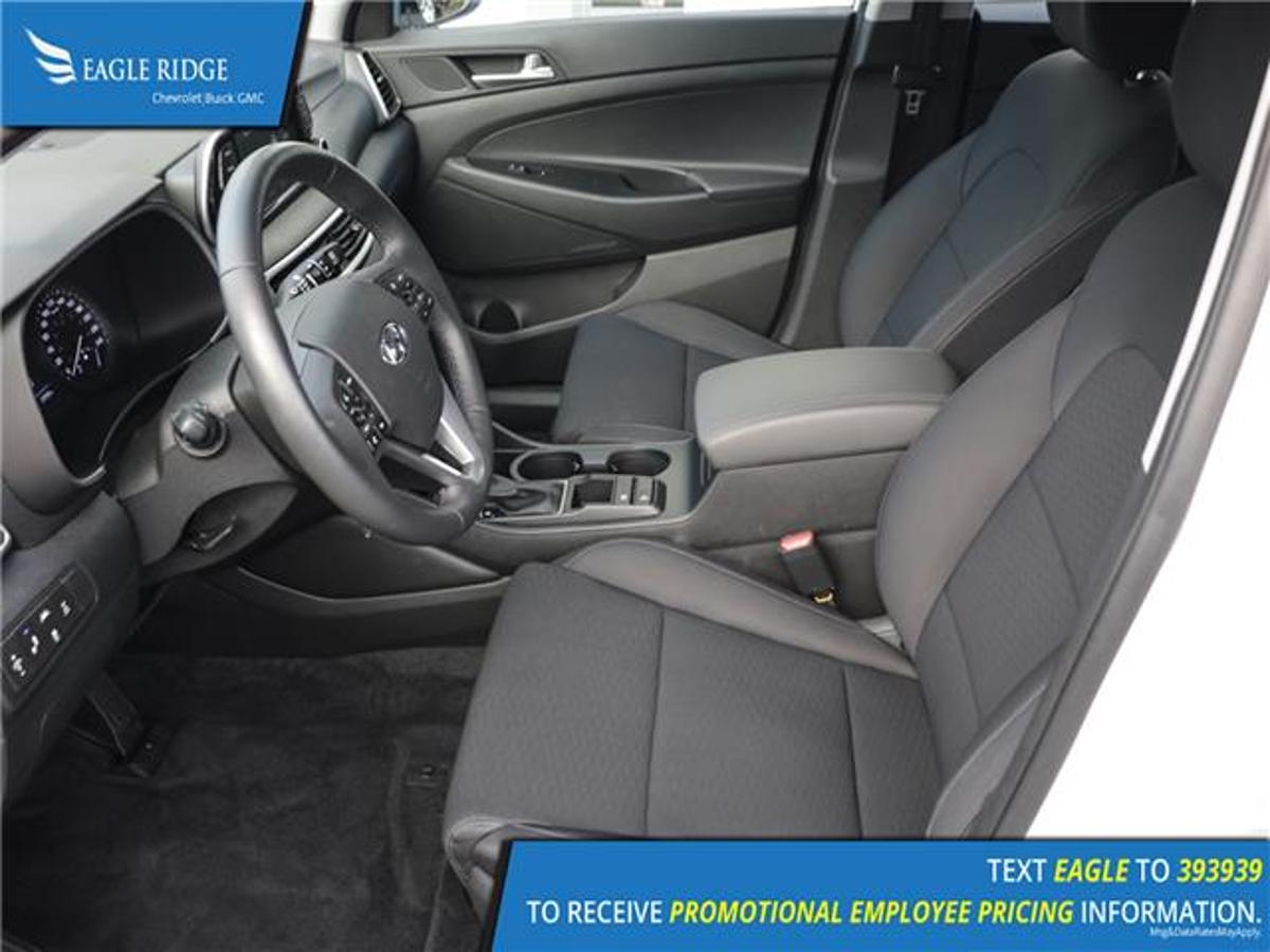 Hyundai Tucson Vehicle Details Image