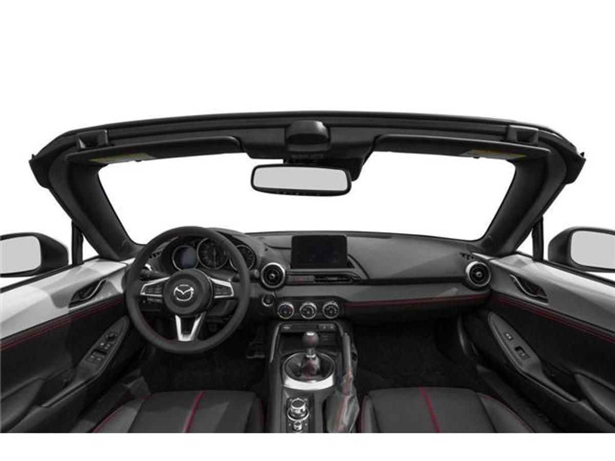 Mazda MX-5 Miata RF Vehicle Details Image