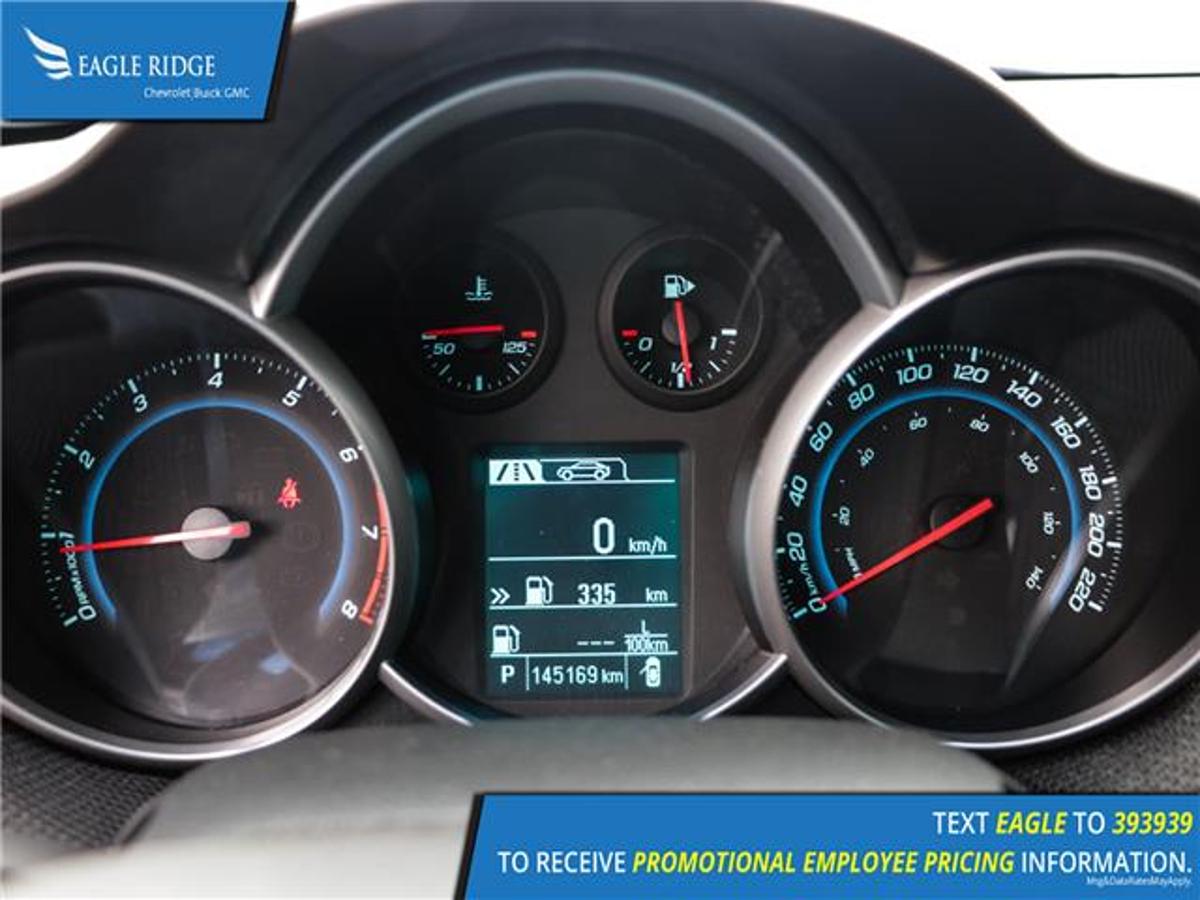 Chevrolet Cruze Vehicle Details Image