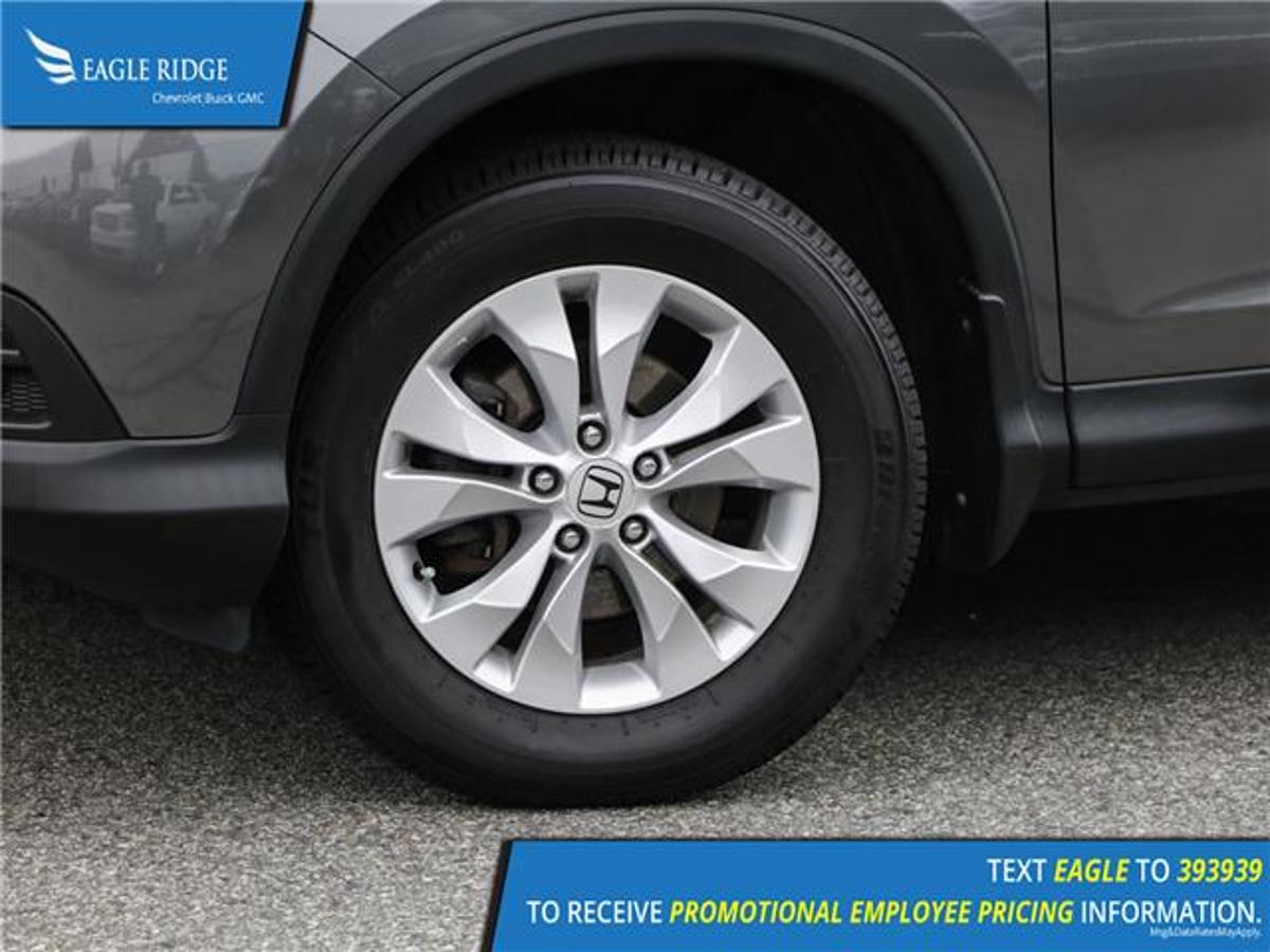 Honda CR-V Vehicle Details Image