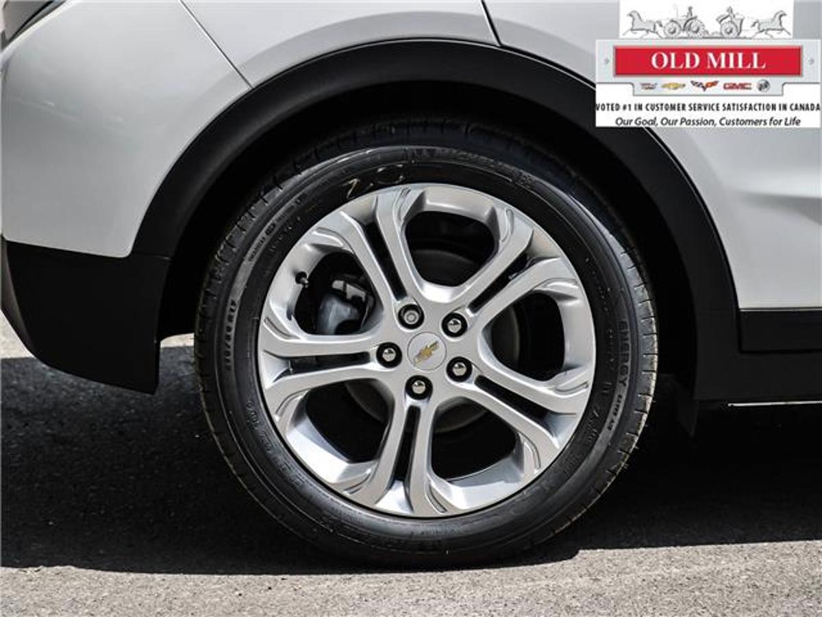 Chevrolet Bolt EV Vehicle Details Image