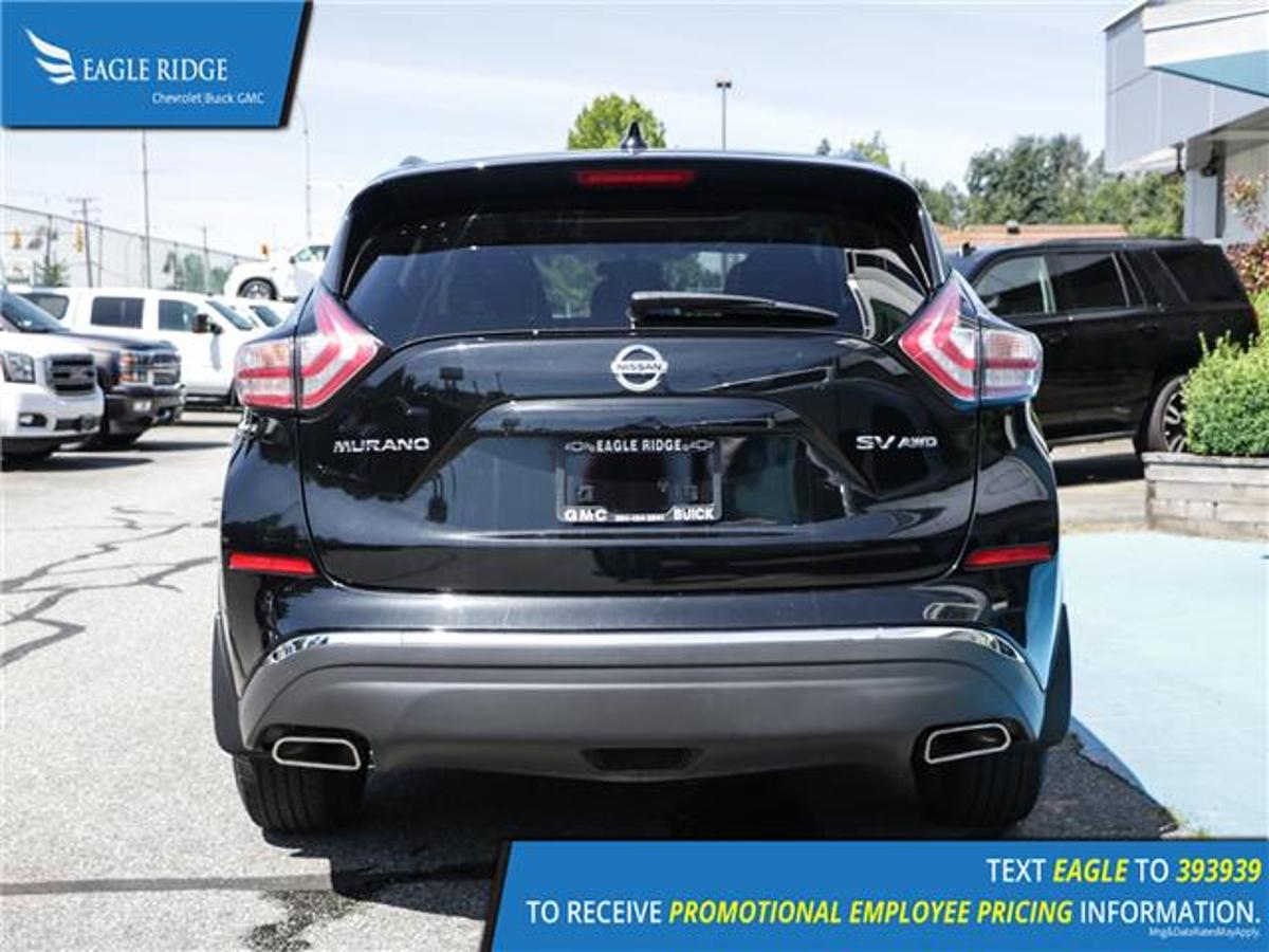 Nissan Murano Vehicle Details Image