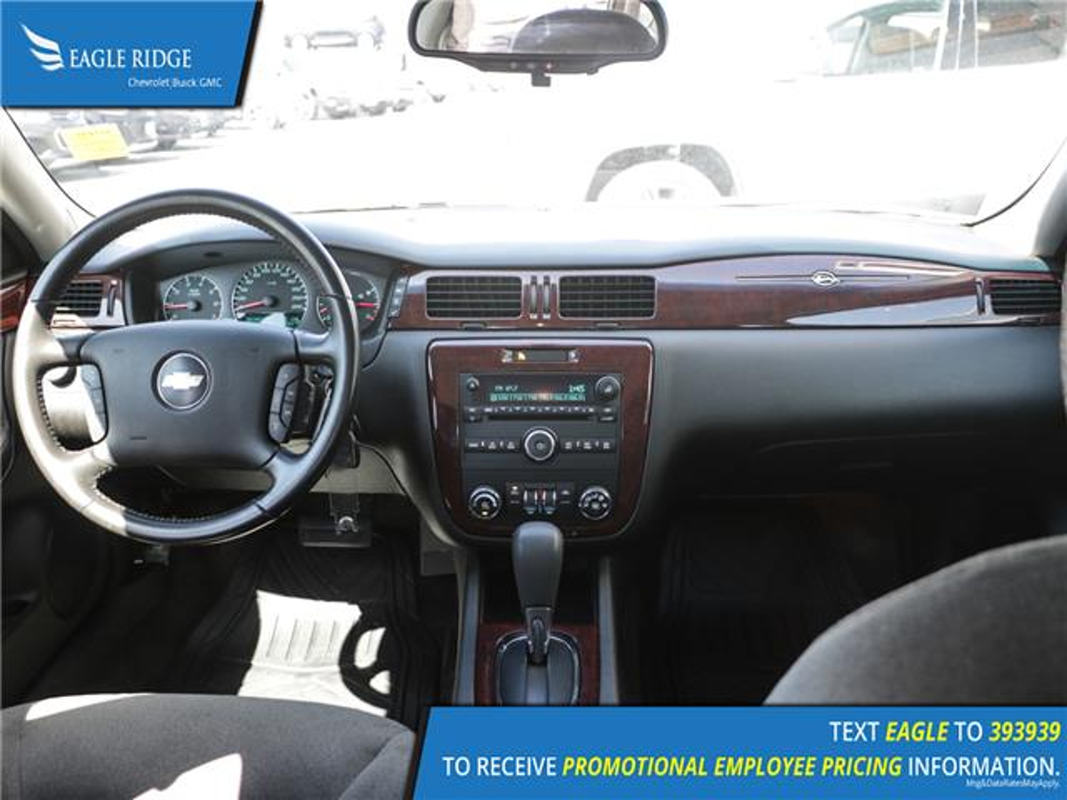 Chevrolet Impala Vehicle Details Image