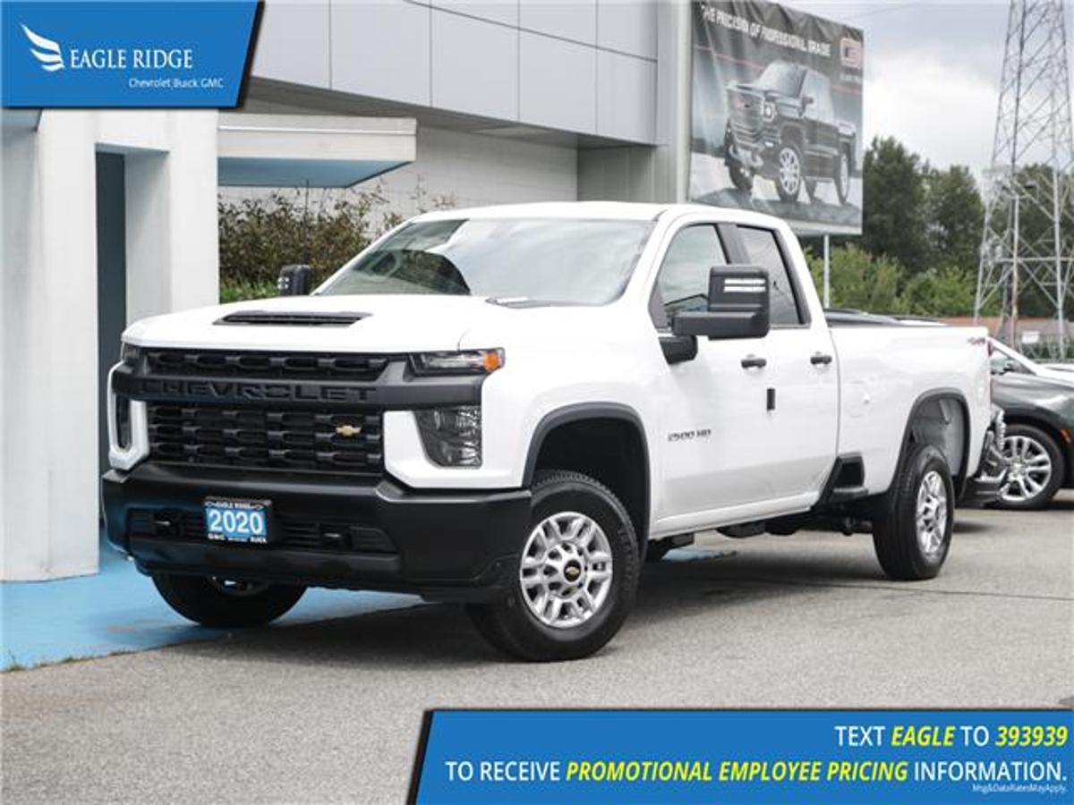 Chevrolet Silverado 2500hd Work Truck Vehicle Details Image
