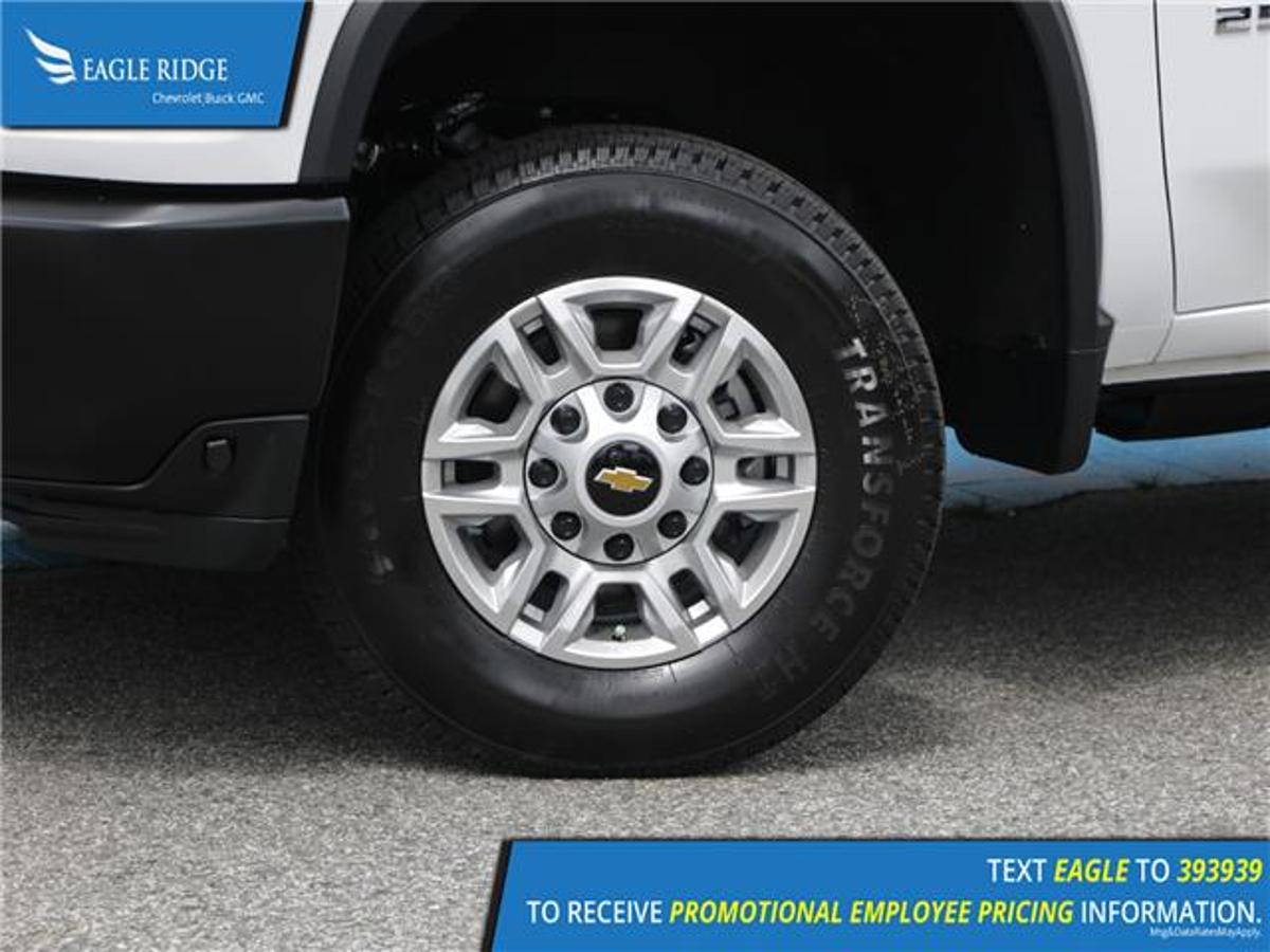 Chevrolet Silverado 2500HD Vehicle Details Image