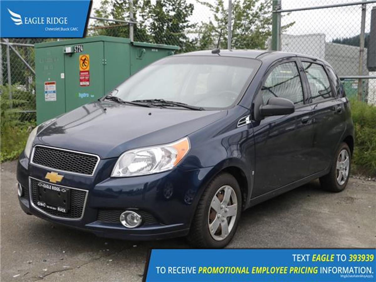 Chevrolet Aveo LT Vehicle Details Image