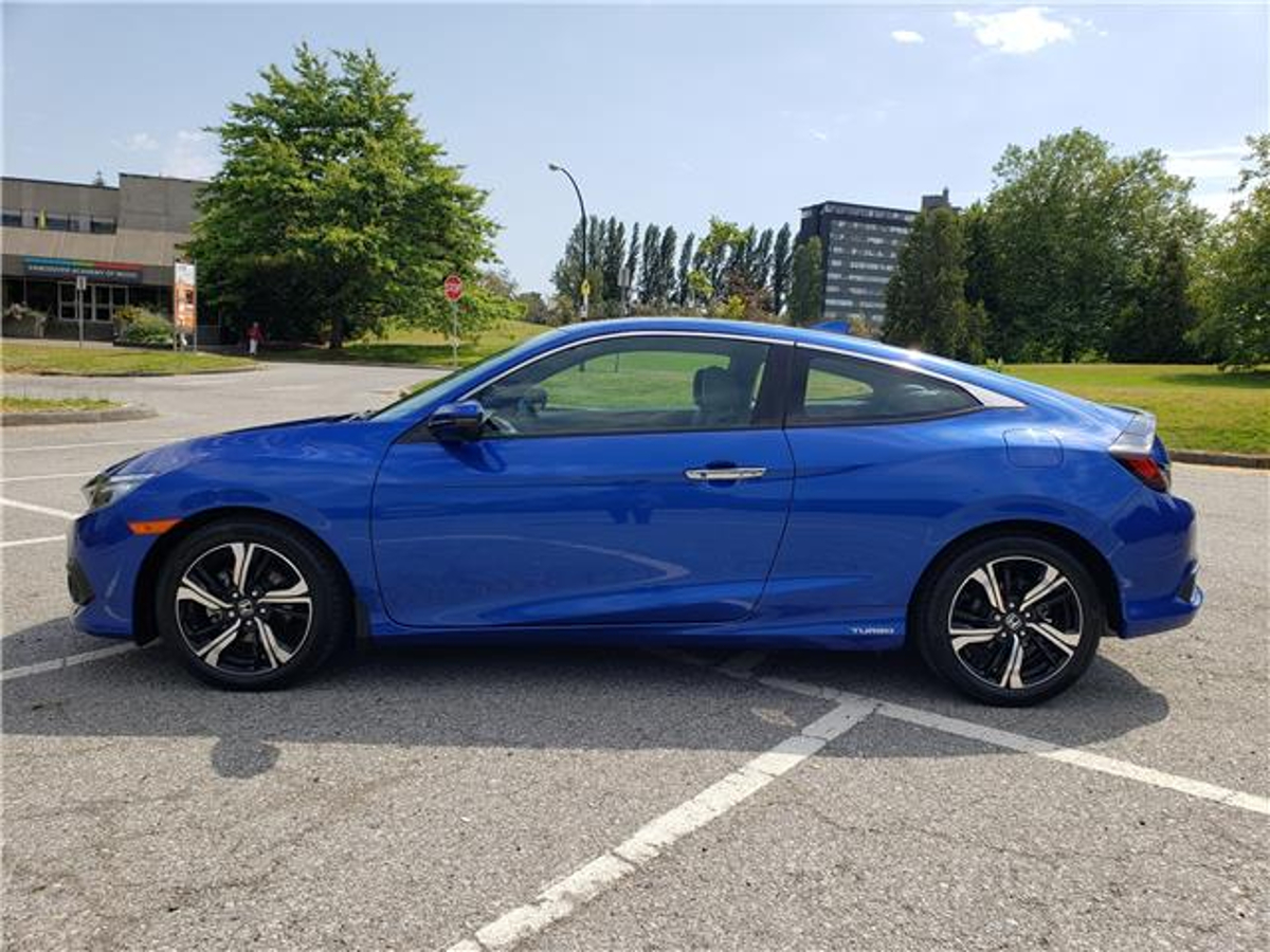 Honda Civic Vehicle Details Image