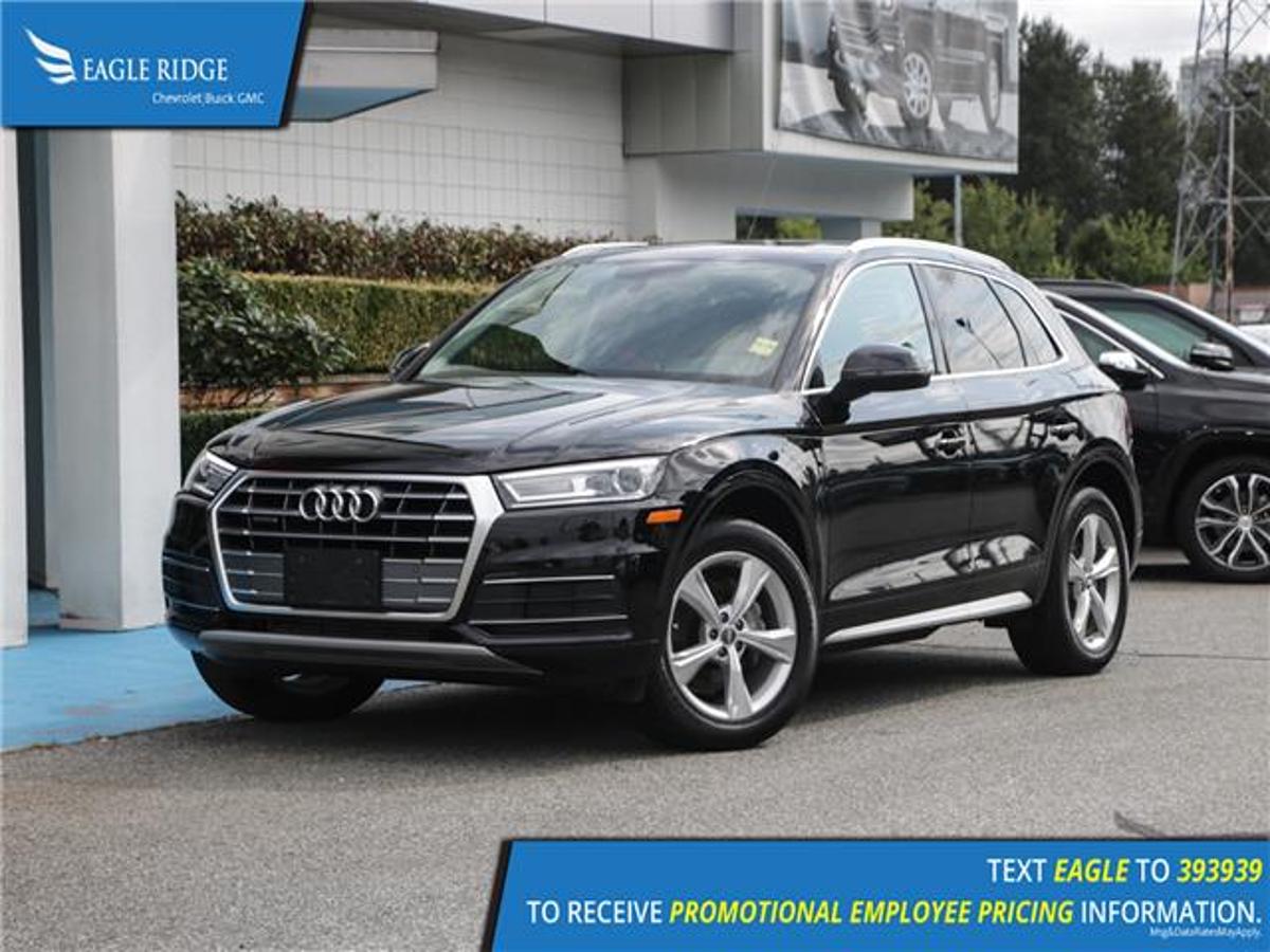 Audi Q5 45 Progressiv Vehicle Details Image