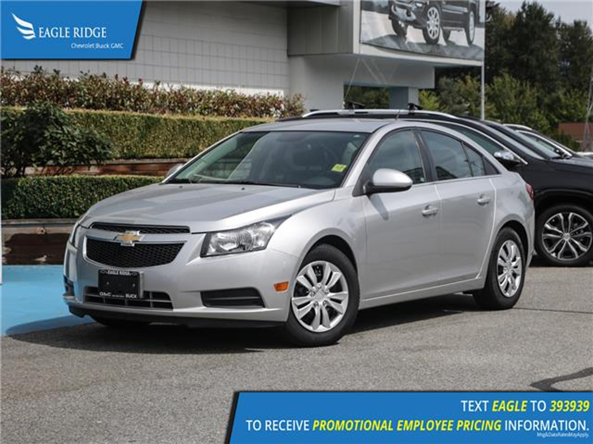 Chevrolet Cruze 1LT Vehicle Details Image