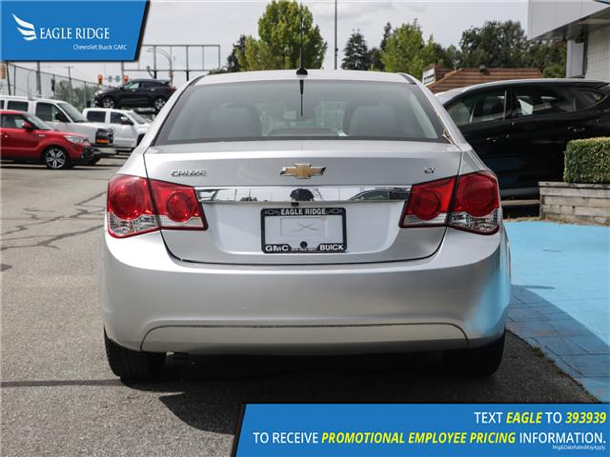 Chevrolet Cruze Vehicle Details Image