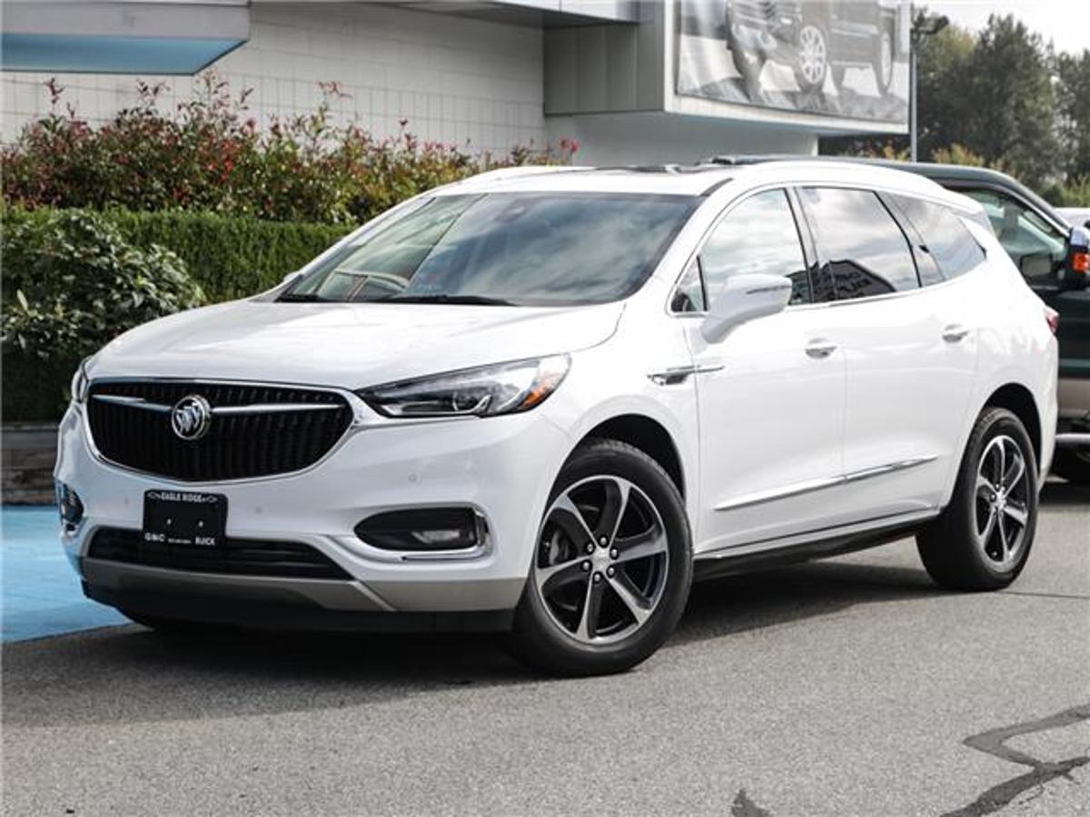 Buick Enclave Premium Vehicle Details Image