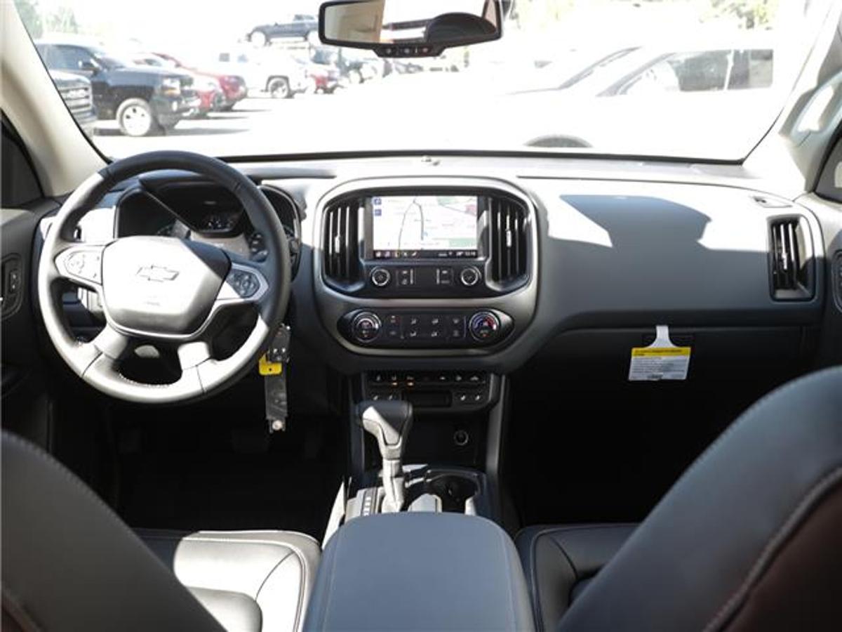 Chevrolet Colorado Vehicle Details Image