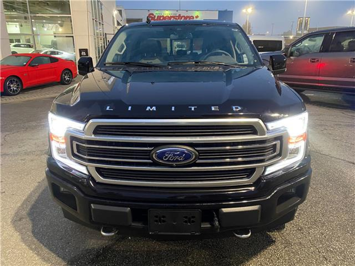Ford F-150 Vehicle Details Image