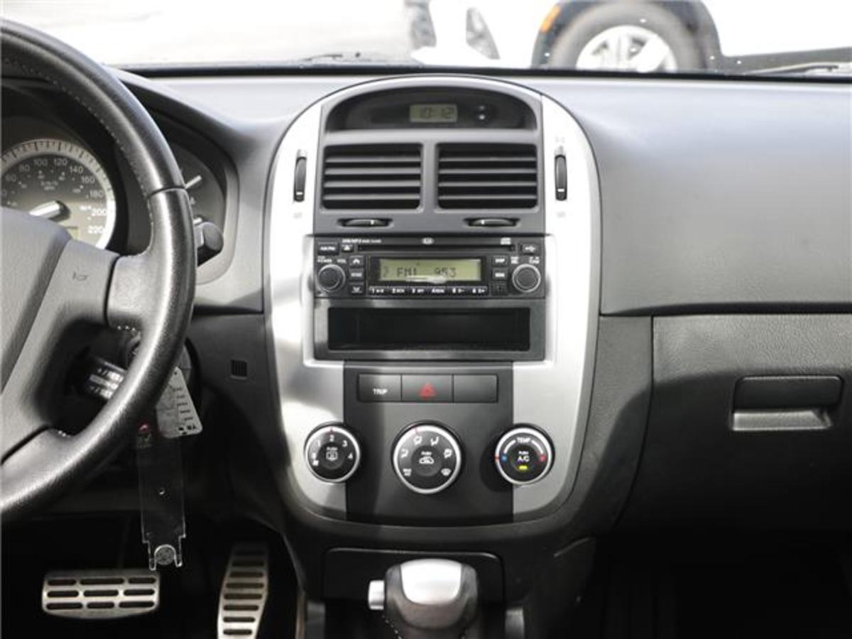 Kia Spectra Vehicle Details Image