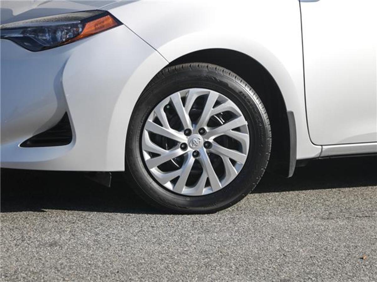 Toyota Corolla Vehicle Details Image
