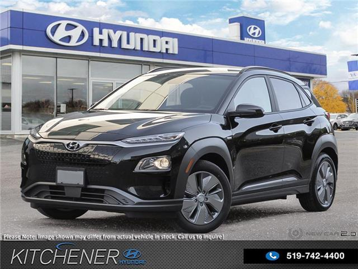Hyundai Kona Preferred Vehicle Details Image
